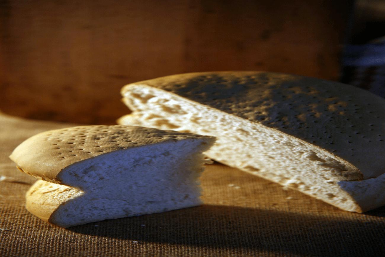 Pan de kilo redondo