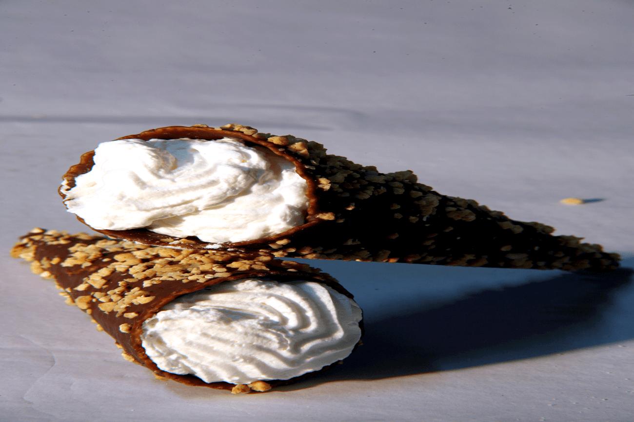 Cucurucho de nata